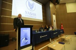 """2 Aralık 2015 Salı günü """"Türkiye'de Gelişen Sigortacılık"""" konulu seminerimizde Ege Sigorta Acenteleri Derneği Yönetim Kurulu Üyeleri birbirinden değerli katkılarda bulundular."""